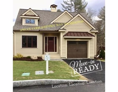 Lot 1 Hensey Way UNIT 1, Wilmington, MA 01887 - #: 72334963