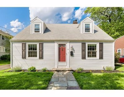 34 Ames St, Quincy, MA 02169 - #: 72335122