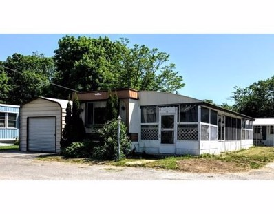 1237 Central UNIT 31, Leominster, MA 01453 - #: 72335786