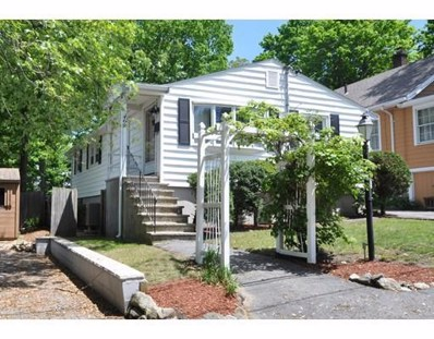 69 Madison Ave, Arlington, MA 02474 - #: 72336121