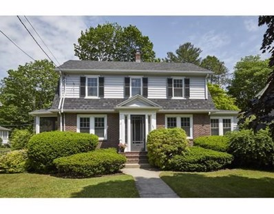 832 Webster St, Needham, MA 02492 - #: 72336519