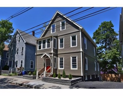 39 Madison Street UNIT 2, Somerville, MA 02143 - #: 72336630