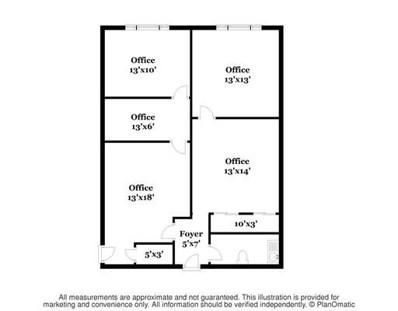 1500 Worcester UNIT SUITE F, Framingham, MA 01702 - #: 72336725
