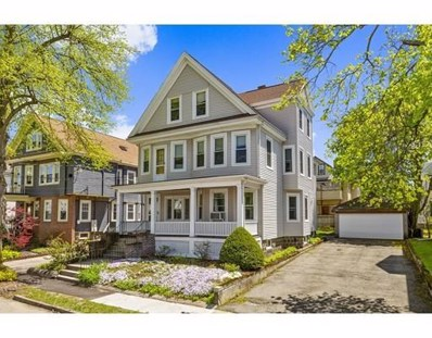 39 Everett St, Arlington, MA 02474 - #: 72337220