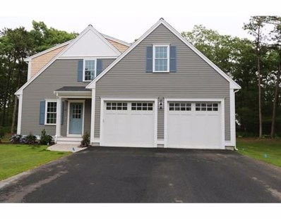 6 Screenhouse Lane UNIT LOT 10, Plymouth, MA 02360 - #: 72337622