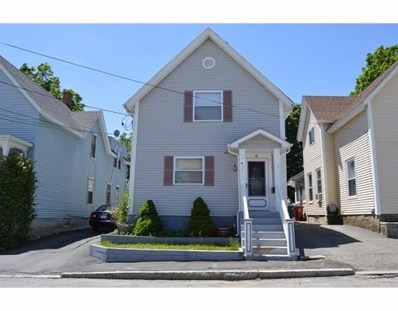 12 Robert St, Lowell, MA 01854 - #: 72337705