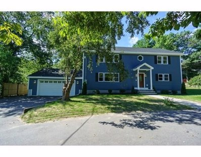 851 Forest Street, North Andover, MA 01845 - #: 72337815