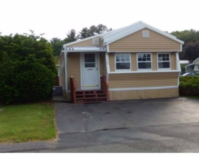 250 Mansfield Ave UNIT 85, Norton, MA 02766 - #: 72338327