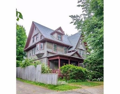 33 Mountainview St, Springfield, MA 01108 - #: 72338495