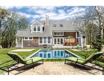 40 Dark Woods Rd, Edgartown, MA 02539 - #: 72338697