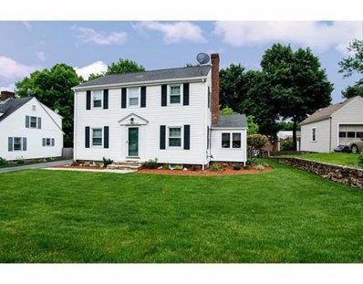 4 Stoneleigh Rd, Worcester, MA 01606 - #: 72338818