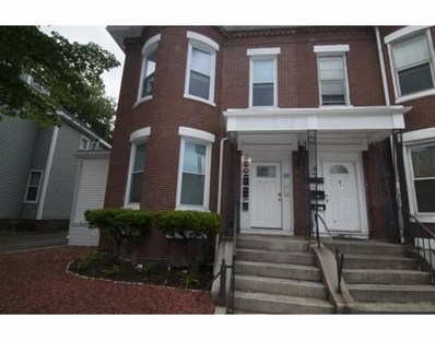 89 Blue Hill Avenue UNIT #3, Boston, MA 02119 - #: 72339003