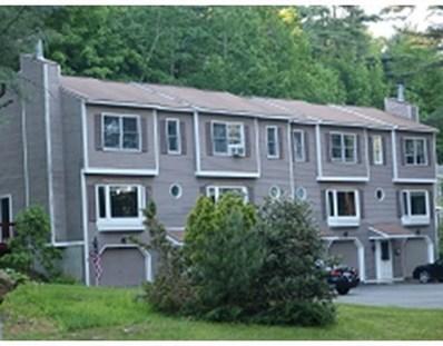 1 Pine Tree Lane UNIT 1-A, Hubbardston, MA 01452 - #: 72339381