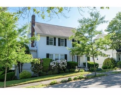 18 Somerset Rd, Brookline, MA 02445 - #: 72340007