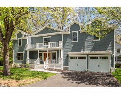 3 Lexington Road, Wellesley, MA 02482 - #: 72340932