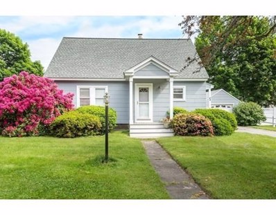 44 Russell Street, North Andover, MA 01845 - #: 72342259