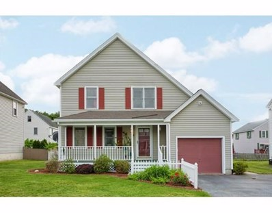 8 Poultens Green Way, Chelmsford, MA 01863 - #: 72342400