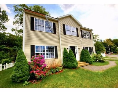 90 4TH Street, Worcester, MA 01602 - #: 72342796