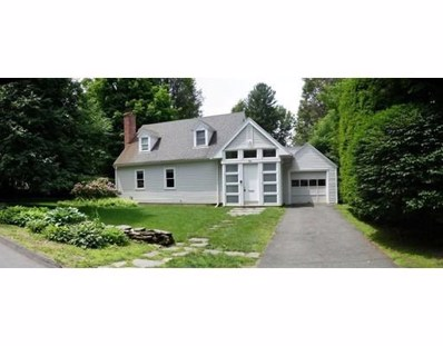 96 Farview Way, Amherst, MA 01002 - #: 72343317