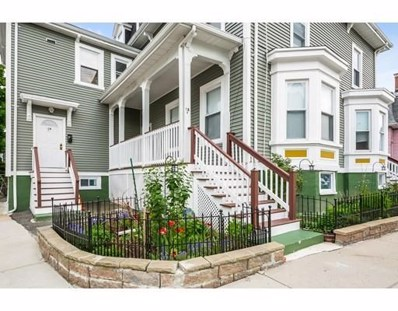 18 Laurel UNIT B, Boston, MA 02119 - #: 72343933