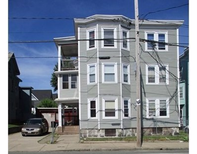 445 Warren Ave, Brockton, MA 02301 - #: 72343969