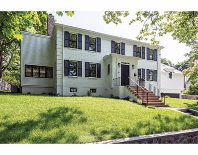 119 Walnut Hill Rd, Brookline, MA 02467 - #: 72344296