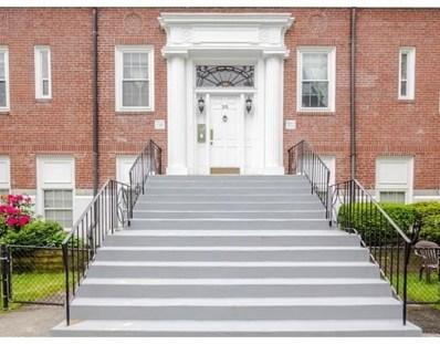 35 Eldridge Road UNIT 204, Boston, MA 02130 - #: 72344771