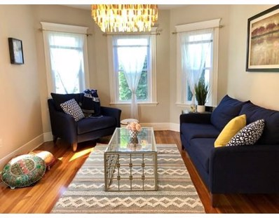 3 Guernsey St UNIT 1, Boston, MA 02131 - #: 72344940