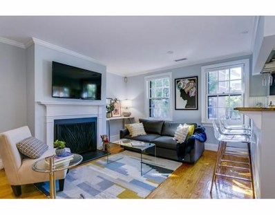 52 Fayette St UNIT 2, Boston, MA 02116 - #: 72345919