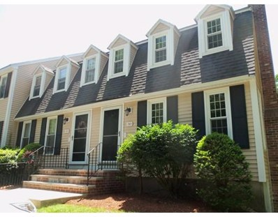 20 Woodland Dr. UNIT 383, Lowell, MA 01852 - #: 72346503