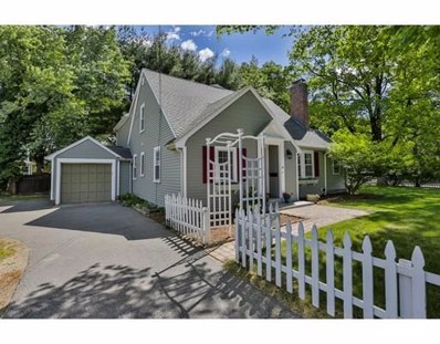 41 Kingsbury St, Wellesley, MA 02481 - #: 72346532