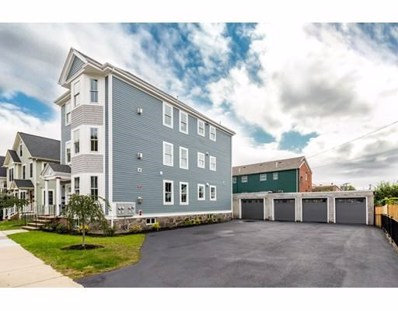 35 Rossmore Road UNIT 1, Boston, MA 02130 - #: 72346551