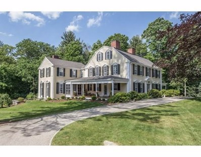 22 Church St, Weston, MA 02493 - #: 72347301