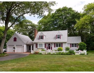 9 Red Ln, Taunton, MA 02718 - #: 72347539