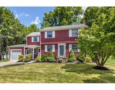 1 Cape Cod Circle, Canton, MA 02021 - #: 72348200