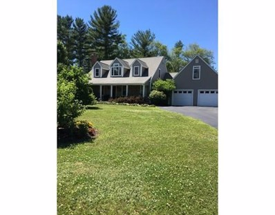 109 Fruitland Road, Barre, MA 01005 - #: 72348601