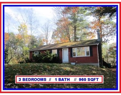 21 Bluefield Road, Ashburnham, MA 01430 - #: 72348722