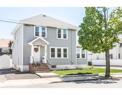 23 Kenmere Road, Medford, MA 02155 - #: 72349122