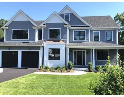43 Oakhurst Circle, Needham, MA 02492 - #: 72349161