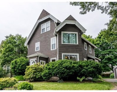 8 Orris Street UNIT 1, Newton, MA 02466 - #: 72349280