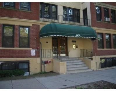 1408 Commonwealth Avenue UNIT 4, Boston, MA 02135 - #: 72349865