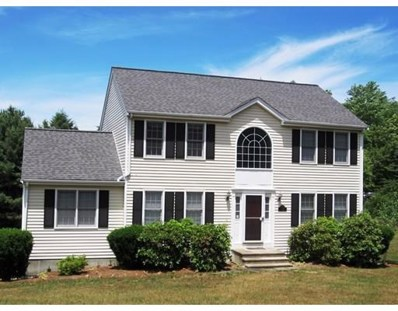 1 Crystal Pond Ln, Franklin, MA 02038 - #: 72350100