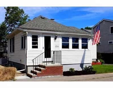 126 Rockland St, Quincy, MA 02169 - #: 72350165