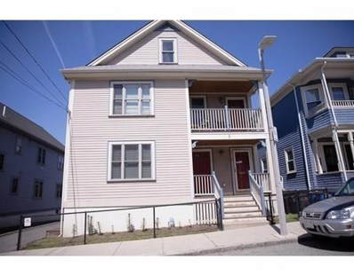 8 Brinton St UNIT 1, Boston, MA 02119 - #: 72350169