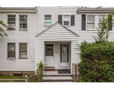 2 Keyes St, Quincy, MA 02169 - #: 72350260