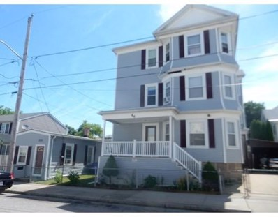 44 Crawford St, Fall River, MA 02724 - #: 72350877