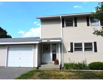 235 Greenwood Terrace UNIT 235, Chicopee, MA 01022 - #: 72351150