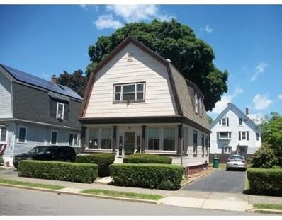110 President Street, Lynn, MA 01902 - #: 72351801