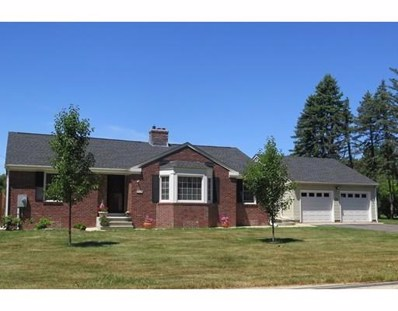 521 Piper Rd, West Springfield, MA 01089 - #: 72353116