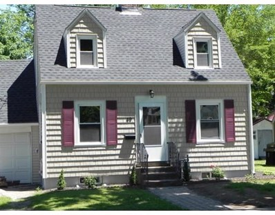 49 Carew Ter, Springfield, MA 01104 - #: 72353290